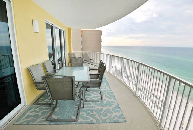17545 Front Beach Road #1210, Panama City Beach, FL 32413 (MLS #688618) :: ResortQuest Real Estate