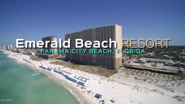 14701 Front Beach Road #735, Panama City Beach, FL 32413 (MLS #688621) :: ResortQuest Real Estate