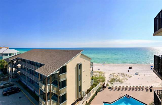 6905 Thomas Drive #501, Panama City Beach, FL 32408 (MLS #688666) :: ResortQuest Real Estate