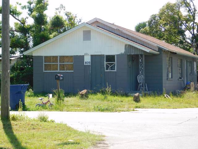 805 Hamilton Avenue, Panama City, FL 32401 (MLS #688672) :: Counts Real Estate on 30A