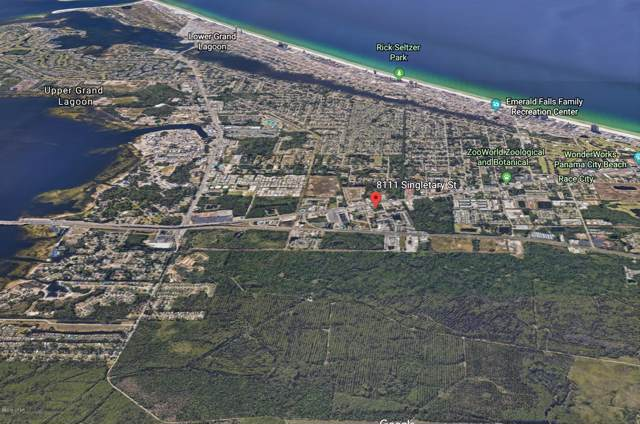 8111 Singletary Street, Panama City Beach, FL 32407 (MLS #688699) :: Scenic Sotheby's International Realty