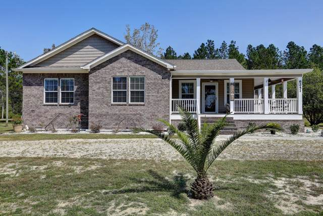 6251 Doc Whitfield Road, Wewahitchka, FL 32465 (MLS #688727) :: Scenic Sotheby's International Realty