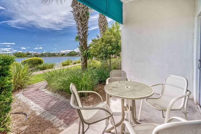 114 Carillon Market Street #106, Panama City Beach, FL 32413 (MLS #688744) :: Counts Real Estate Group