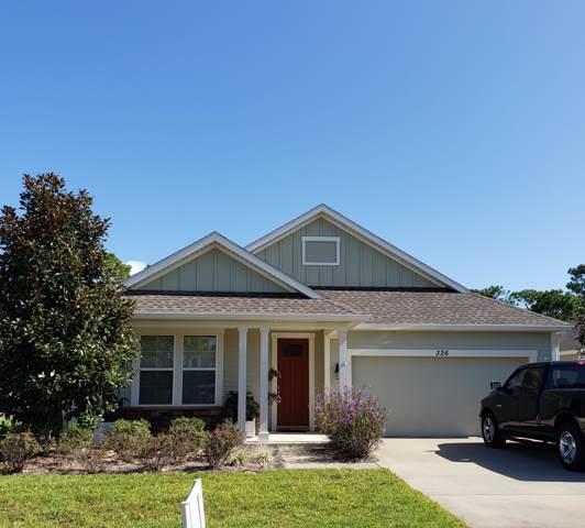 326 Blue Sage Road, Panama City Beach, FL 32413 (MLS #688780) :: CENTURY 21 Coast Properties
