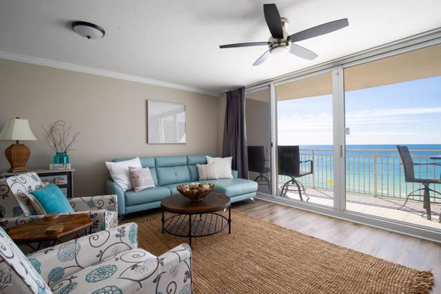 14701 Front Beach Road #628, Panama City Beach, FL 32413 (MLS #688800) :: Counts Real Estate Group
