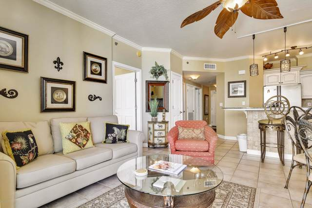 9900 S Thomas Drive #923, Panama City Beach, FL 32408 (MLS #688863) :: Counts Real Estate Group