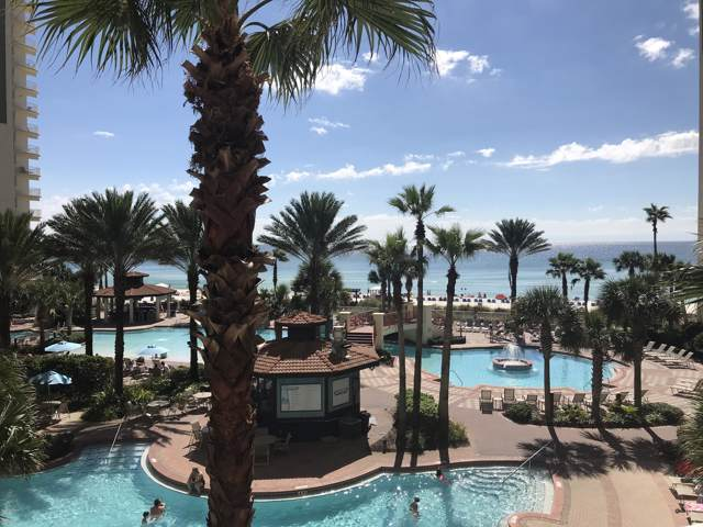 9900 Thomas Drive #1004, Panama City Beach, FL 32408 (MLS #688975) :: Scenic Sotheby's International Realty