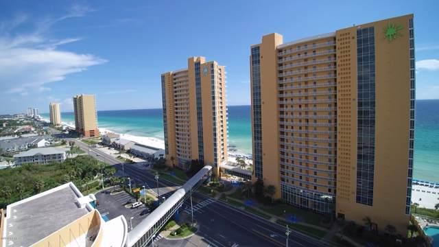 17739 Front Beach Road 1404W, Panama City Beach, FL 32413 (MLS #689047) :: ResortQuest Real Estate