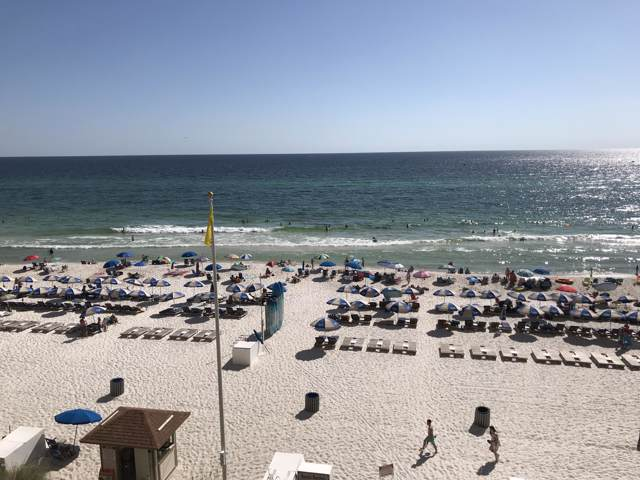 16819 Front Beach Road #307, Panama City Beach, FL 32413 (MLS #689117) :: Counts Real Estate Group