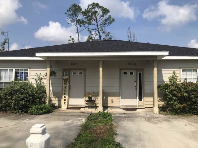 1405-1407 E 14th Street, Lynn Haven, FL 32444 (MLS #689211) :: Counts Real Estate Group