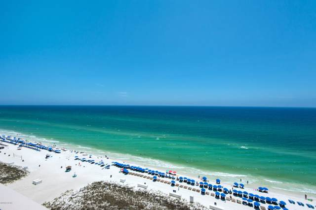 14825 Front Beach Road #1404, Panama City Beach, FL 32413 (MLS #689226) :: ResortQuest Real Estate