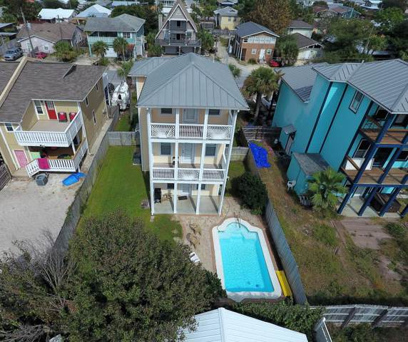 6609 Beach Drive, Panama City Beach, FL 32408 (MLS #689277) :: Counts Real Estate Group
