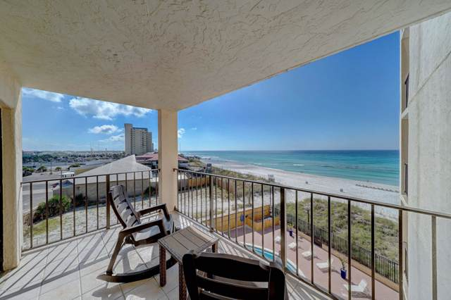 8815 Thomas Drive #503, Panama City Beach, FL 32408 (MLS #689315) :: ResortQuest Real Estate