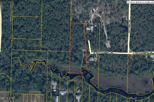 48 W Rattlesnake Trail, Panama City Beach, FL 32413 (MLS #689366) :: ResortQuest Real Estate