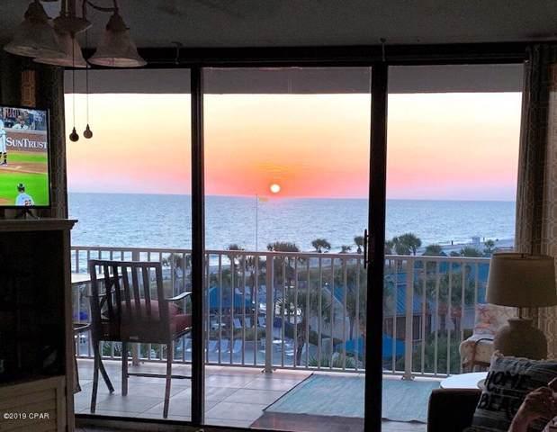 7205 Thomas Drive C-402, Panama City Beach, FL 32408 (MLS #689396) :: Berkshire Hathaway HomeServices Beach Properties of Florida
