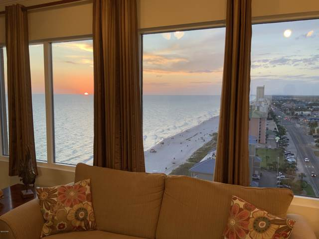 16819 Front Beach Road #1400, Panama City Beach, FL 32413 (MLS #689610) :: Counts Real Estate Group