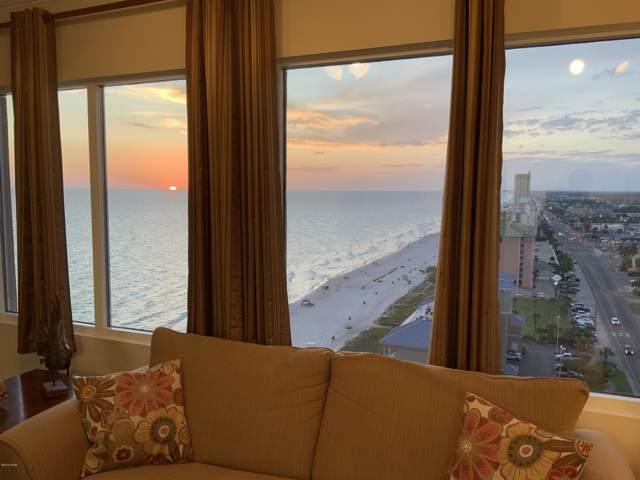 16819 Front Beach Road #1400, Panama City Beach, FL 32413 (MLS #689610) :: CENTURY 21 Coast Properties