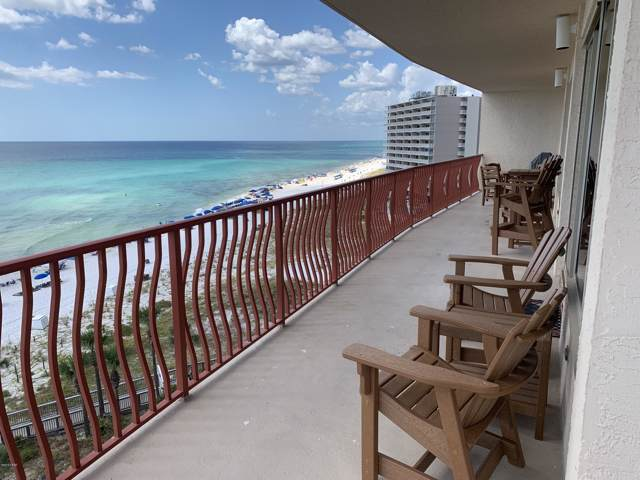 7115 Thomas Dr #705, Panama City Beach, FL 32408 (MLS #689611) :: ResortQuest Real Estate
