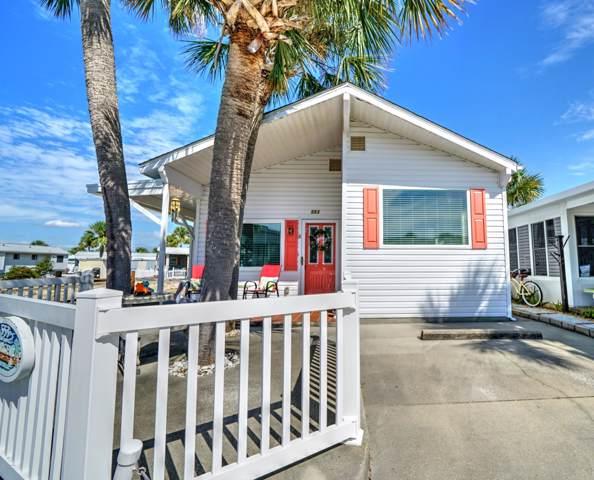 553 Grouper Avenue, Panama City Beach, FL 32408 (MLS #689682) :: ResortQuest Real Estate