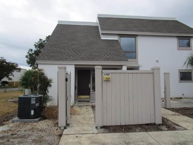 4300 Bay Point Road #439, Panama City Beach, FL 32408 (MLS #689753) :: ResortQuest Real Estate