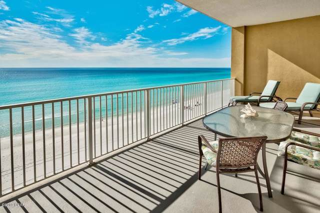 17643 Front Beach Road #704, Panama City Beach, FL 32413 (MLS #689757) :: ResortQuest Real Estate