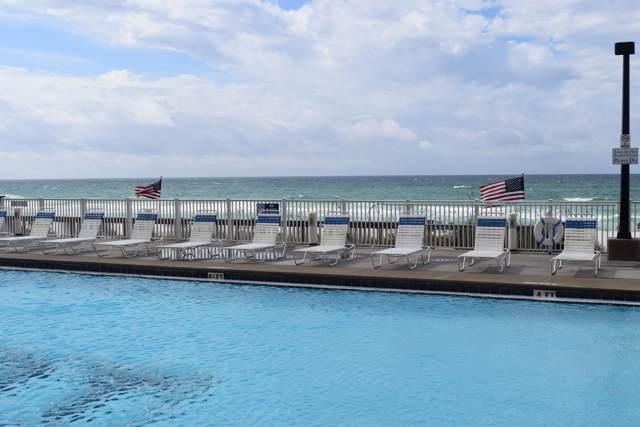 5801 Thomas Drive #102, Panama City Beach, FL 32408 (MLS #689796) :: Keller Williams Emerald Coast