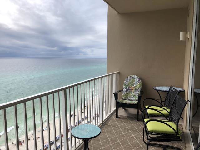 16819 Front Beach Road #1213, Panama City Beach, FL 32413 (MLS #689825) :: Counts Real Estate Group