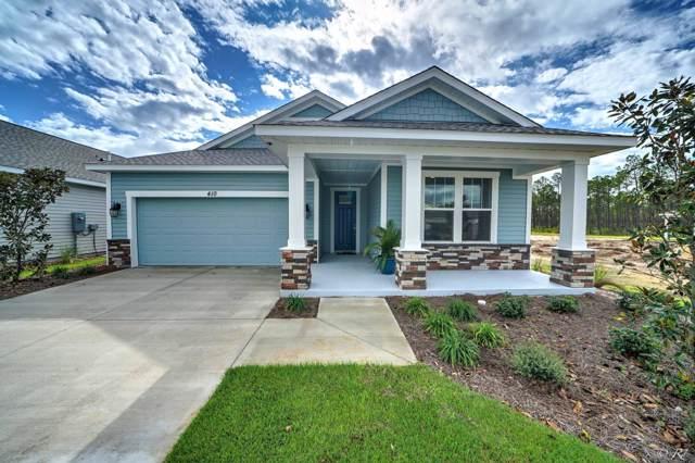 410 Warren Bayou Lane, Panama City, FL 32407 (MLS #689839) :: Counts Real Estate Group