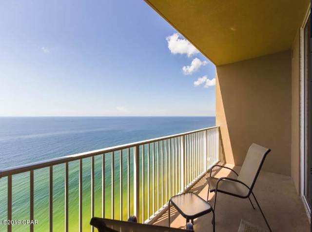 16819 Front Beach Road #2805, Panama City Beach, FL 32413 (MLS #689852) :: Counts Real Estate Group