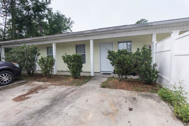 2526 Laurie Avenue B, Panama City Beach, FL 32408 (MLS #689857) :: CENTURY 21 Coast Properties