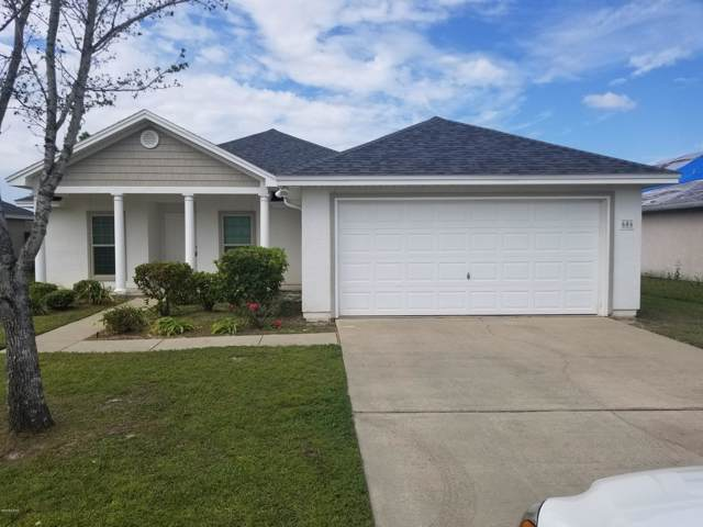 606 Timbers Crossing, Lynn Haven, FL 32444 (MLS #689911) :: Berkshire Hathaway HomeServices Beach Properties of Florida