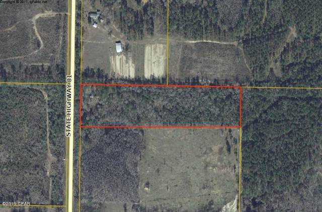 1941 State Highway 81, Ponce De Leon, FL 32455 (MLS #689917) :: Berkshire Hathaway HomeServices Beach Properties of Florida