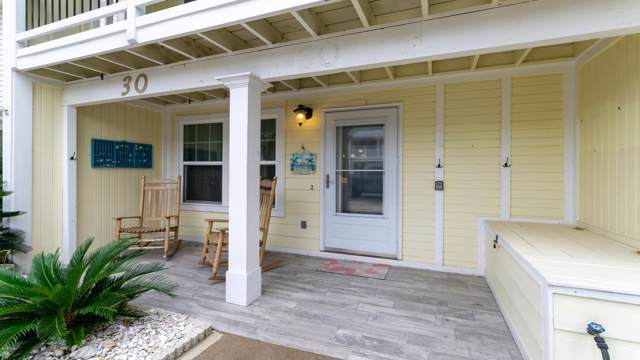 30 Chateau Road, Panama City Beach, FL 32413 (MLS #689926) :: Scenic Sotheby's International Realty
