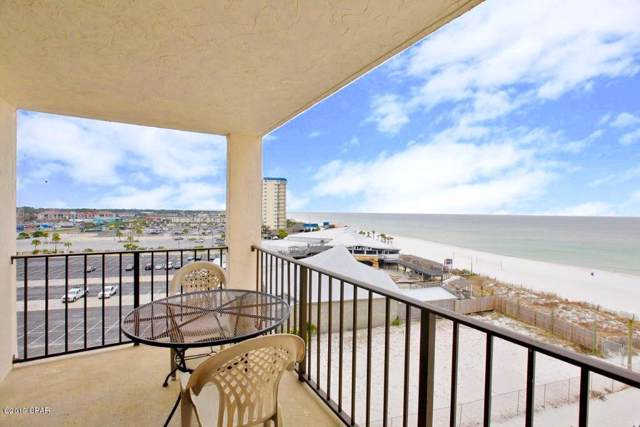 8815 Thomas Drive #706, Panama City Beach, FL 32408 (MLS #689939) :: Berkshire Hathaway HomeServices Beach Properties of Florida
