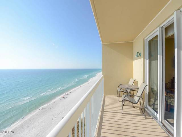 5115 Gulf Drive #1002, Panama City Beach, FL 32408 (MLS #689940) :: Counts Real Estate Group