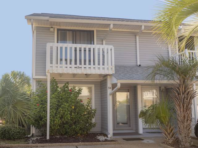 34 Chateau Road, Panama City Beach, FL 32413 (MLS #689964) :: Counts Real Estate Group