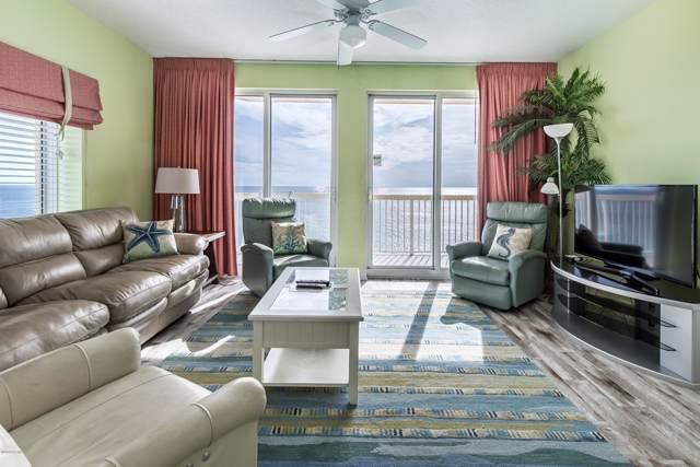 15817 Front Beach Road 1901 E, Panama City Beach, FL 32413 (MLS #690077) :: CENTURY 21 Coast Properties