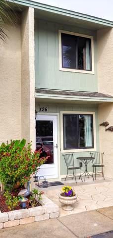 126 Bonnie Lane, Panama City Beach, FL 32407 (MLS #690236) :: Counts Real Estate Group
