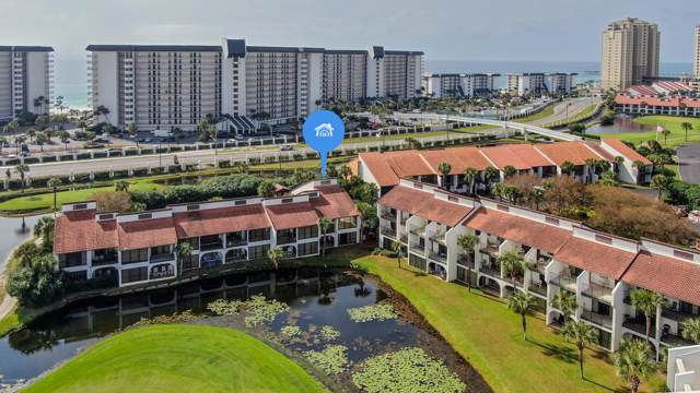520 N Richard Jackson Boulevard #407, Panama City Beach, FL 32407 (MLS #690546) :: Counts Real Estate Group, Inc.