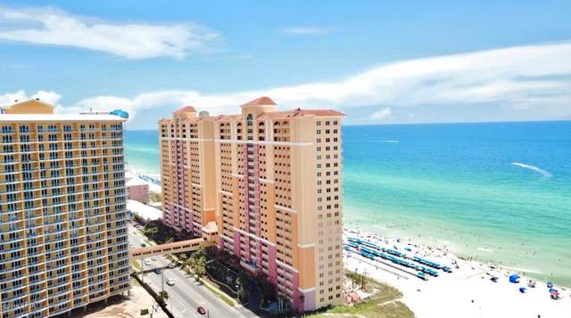 15817 Front Beach Road 1902-II, Panama City Beach, FL 32413 (MLS #690622) :: Scenic Sotheby's International Realty