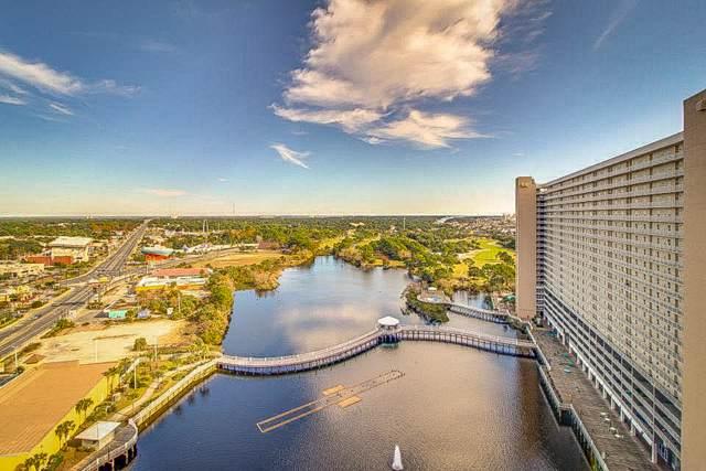 9902 S Thomas Drive #236, Panama City Beach, FL 32408 (MLS #690650) :: Counts Real Estate Group, Inc.