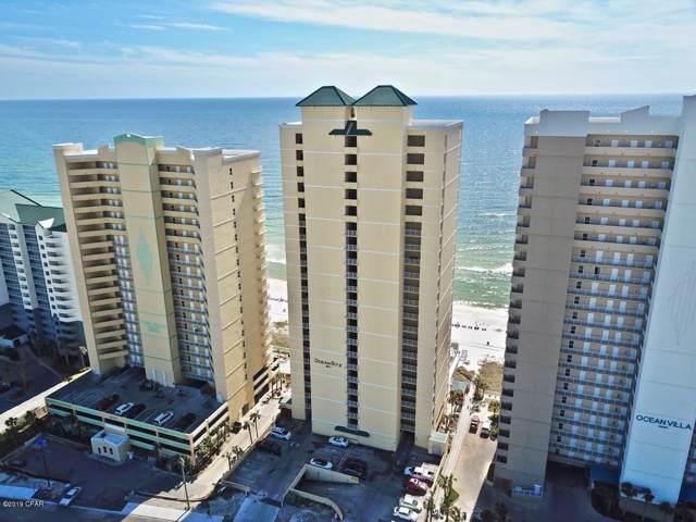 10611 Front Beach Road #1901, Panama City Beach, FL 32407 (MLS #690675) :: Keller Williams Emerald Coast