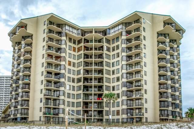 9850 S Thomas Drive 704E, Panama City Beach, FL 32408 (MLS #690690) :: Berkshire Hathaway HomeServices Beach Properties of Florida