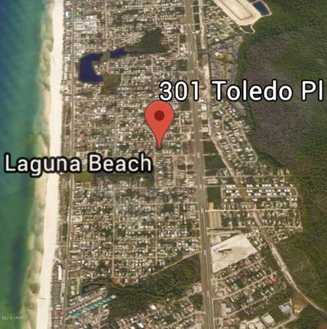 301 Toledo Place, Panama City Beach, FL 32413 (MLS #690736) :: ResortQuest Real Estate