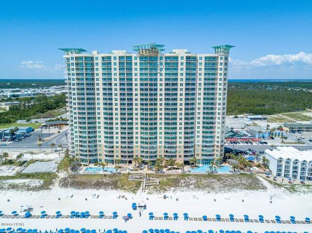 15625 Front Beach Road #1705, Panama City Beach, FL 32413 (MLS #690900) :: ResortQuest Real Estate
