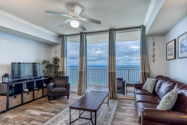 16819 Front Beach Road #2416, Panama City Beach, FL 32413 (MLS #691001) :: CENTURY 21 Coast Properties