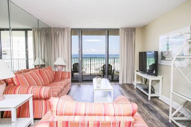 7205 Thomas Drive E605, Panama City Beach, FL 32408 (MLS #691038) :: Berkshire Hathaway HomeServices Beach Properties of Florida