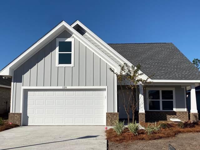 120 Drew's Lane, Lynn Haven, FL 32444 (MLS #691083) :: ResortQuest Real Estate