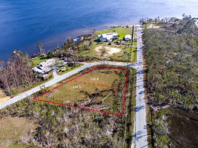 Lot 5 Toepfer Boulevard, Southport, FL 32409 (MLS #691093) :: ResortQuest Real Estate