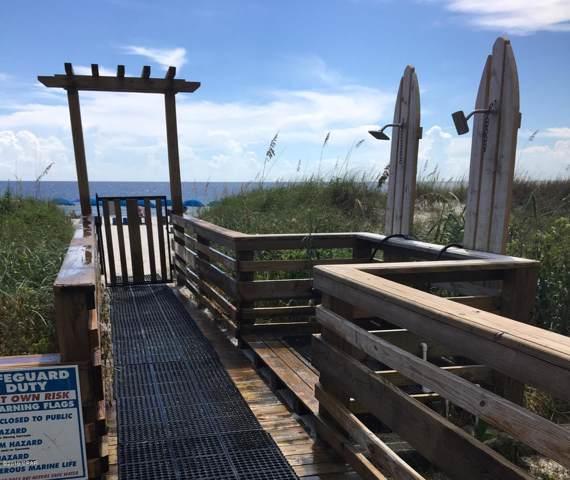8817 S Thomas Drive A509, Panama City Beach, FL 32408 (MLS #691163) :: Scenic Sotheby's International Realty